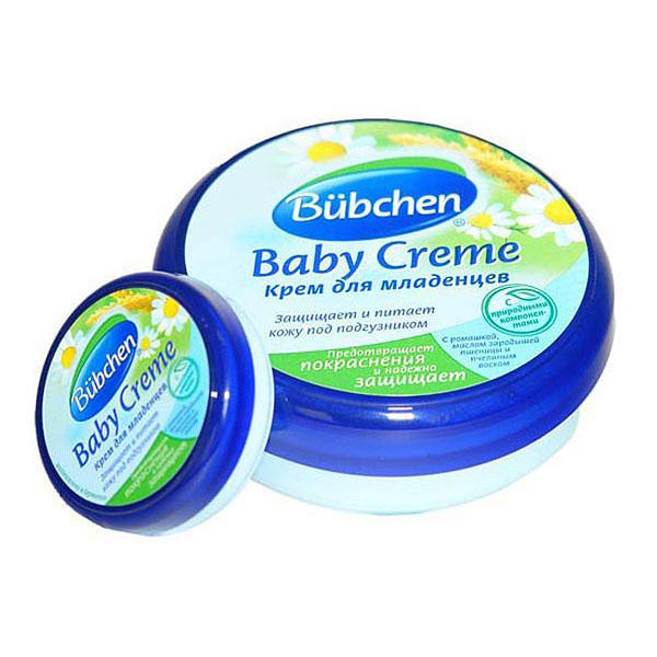 Крем bubchen для младенцев, 150 мл..